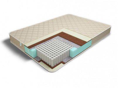 Предложение ОкМатрас на нестандартную модель Promo Medium S1000 - скидка 60%